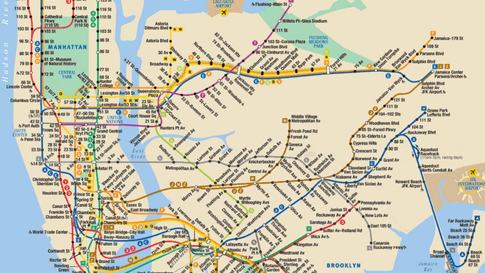 Ubahn New York